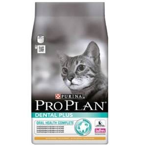 Pro Plan Dental Plus (Про План Дентал Плюс) Здоровье Ротовой Полости для котов 10 кг.