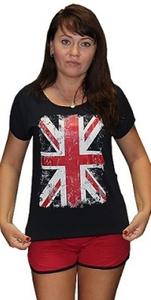 Домашний костюм футболка с шортами Британка Tovray СК77 (SF)