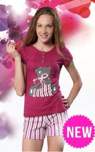 Трикотажный костюм Медвежонок (футболка с шортами) Tovray ТК-3 (Mg)