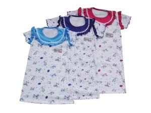 Сорочка с рюшами Аленка Efri М-751 (МК)
