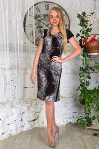 Платье женское Леопард Efri Д405 (St)
