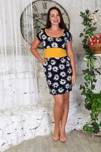 Платье женское Ромашка Efri Д402 (St)