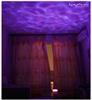 Светильник-проектор морских волн