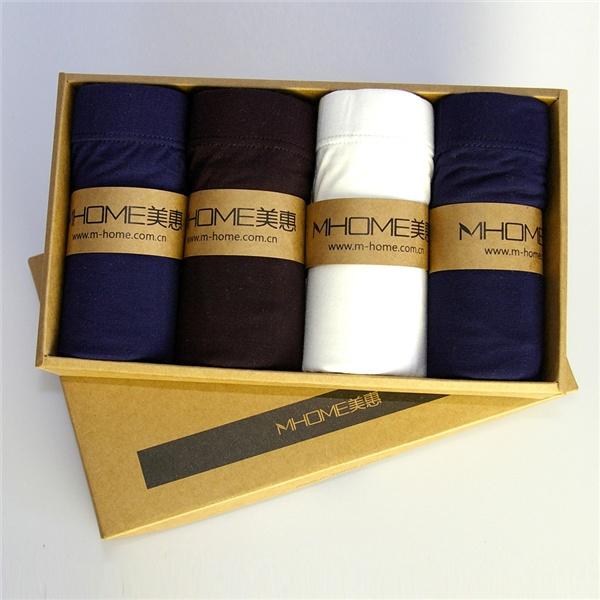 Подарочный набор трусов из бамбуковых волокон муж