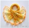 Корейские шелковые шарфы