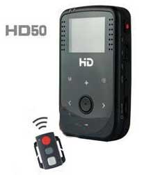 Минивидеокамера  c ПДУ AEE MagiCam HD50
