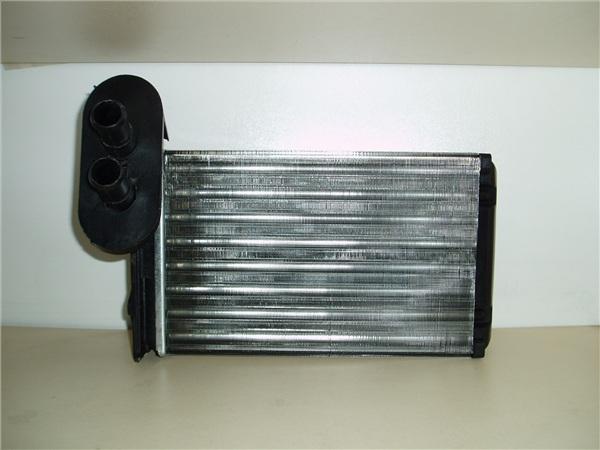 Интеркулер из радиатора печки