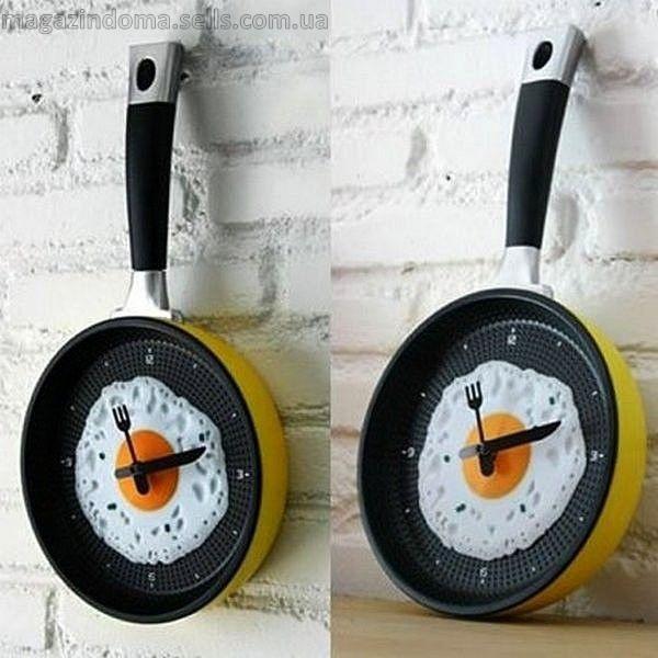 Фото своими руками кухонных часов