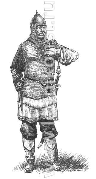 Новгородский ушкуйник