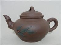 Чайник ,глина