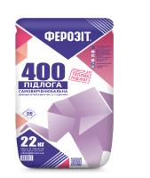 САМОВИРІВНЮВАЛЬНА ПІДЛОГА (2-10 мм) ФЕРОЗІТ 400