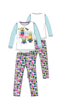 Пижама для девочки Миньоны