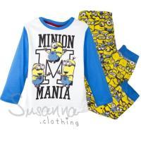 Пижама для мальчика Миньоны