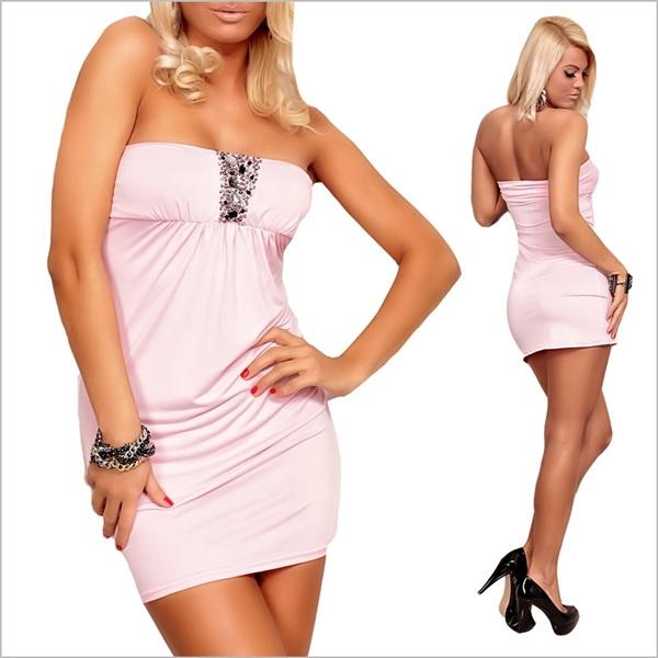 Платья короткие в обтяг