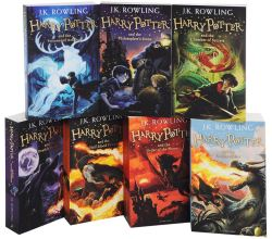 Harry Potter: The Complete Collection (комплект из 7 книг) - J.K. Rowling