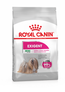 Сухой корм для привередливых собак мелких пород Royal Canin (Роял Канин) Mini Exigent 3 кг.