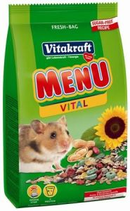 Корм для хомяка Vitakraft Menu 400 г