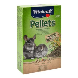 Корм для шиншилл Vitakraft Pellets в виде пеллет 1 кг.