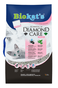 Песок Biokat's Diamond Fresh 8 L