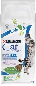 Cat Chow Special Care 3in1 (Кет Чау 3в1)  1,5 кг.