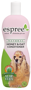 Кондиционер для собак из меда и овса длительного действия Espree (Honey & Oat Conditioner) 591 мл