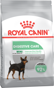Сухой корм для собак мелких пород Royal Canin (Роял Канин) MINI DIGESTIVE CARE (Мини Дайджестив Кэа) 3 кг