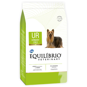 Сухой корм Equilibrio (Эквилибрио) Veterinary Dog Urinary для собак 7.5 кг.