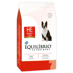 Сухой корм Equilibrio (Эквилибрио) Veterinary Dog Hepatic для собак 7.5 кг.