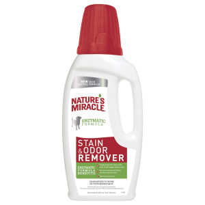 Устранитель Nature's Miracle «Stain & Odor Remover» пятен и запахов от собак 946 мл.