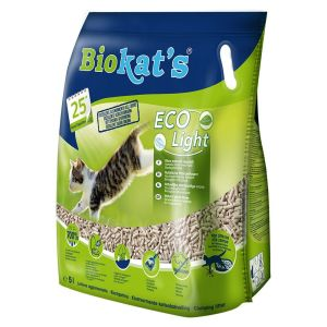 Наполнитель туалета для кошек Biokat's Eco Light 5 л