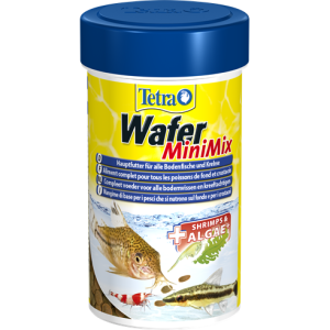 Корм Tetra Wafer Mini Mix для донных рыб  100ml