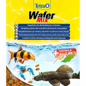 Корм Tetra Wafer Mix для донных рыб 15г