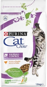 Cat Chow Special Care Hairball Control (Кет Чау хаербол)  1,5 кг.
