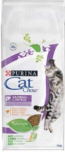 Cat Chow Special Care Hairball Control (Кет Чау хаербол) 15кг.