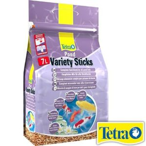 Tetra POND Variety Sticks 7 L смесь