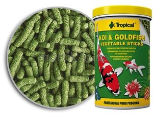 KOI & Gold Vegetable ST. 21L /1,5 kg