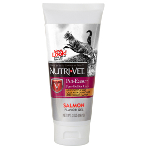 Гель Nutri-Vet (Нутри-Вет) Pet-Ease Paw-Gel (Анти-Стресс) для котов, 85 г.