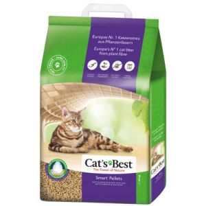 Подстилка Cats Best SMART Pellets 20L/10kg