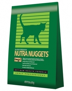 Nutra Nuggets Indoor Hairball (Нутра Нагетс индор хаербол) для кошек 10 кг.