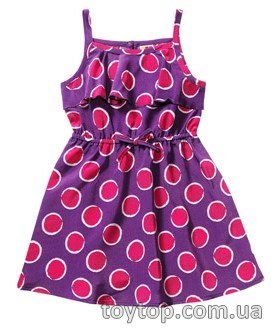 Платье Healthtex Baby Toddler Girl Printed Woven Sleeveless Dress