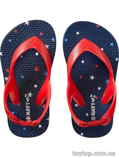 Printed Flip-Flops for Baby - Multi Stars