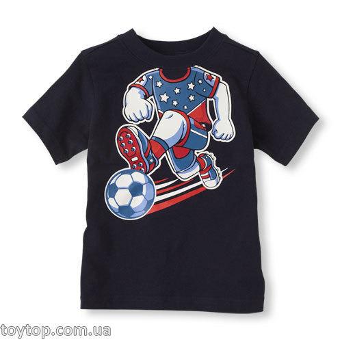 Футболка Soccer Star Graphic Tee