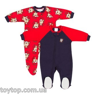 Слип Gerber Baby Toddler Boy Blanket Fleece Sleepers, 2-Pack