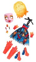 Monster High Inner Monster Fearfully Feisty Mood Pack