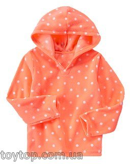 Флиска- худи Crazy8  - Dot Hooded Pullover