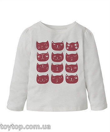 Реглан - Cat Faces T-Shirt