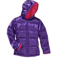 Куртка  Faded Glory Girls' Bubble Jacket