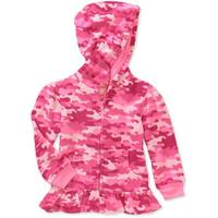 Флиска- худи Garanimals Baby Toddler Girl Mix n Match Micro Fleece Hoodie