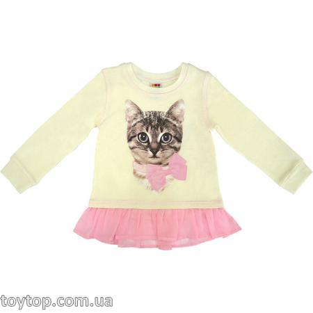 Реглан Healthtex Baby Toddler Girl Graphic Sweatshirt