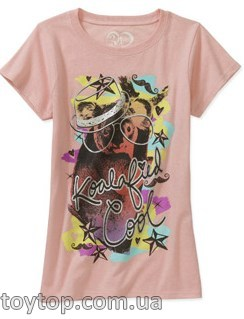 Футболка Girls' Short Sleeve Graphic Tee